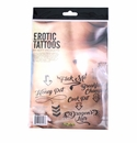 Erotic Tattoos - Promoting Tramp Stamp Equality