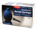 Faultless Rectal Syringe - A Perfect Enema Syringe For Those With Latex Allergies