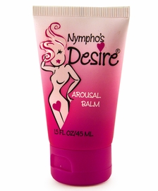Nympho's Desire Arousal Balm Just Might Make You a Nympho