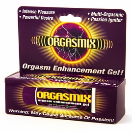 Orgasmix Orgasm Enhancement Gel - Makes Them Even Better