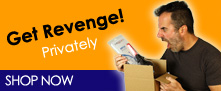 Get Revenge - Send Anonymous Items To Your Enemies