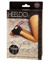 It's The Heeldo, A Strap On Harness For Your Foot