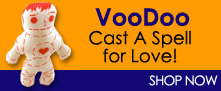 Voodoo you love - Voodoo doll