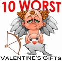 Worst Valentine's Day Gifts of 2015