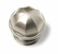 28Mm Satin Nickel Octidome Knob L-PN0461-SN-C