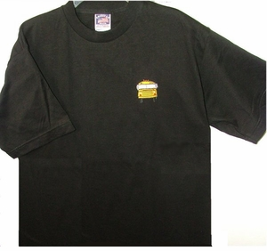 100% Comfort Cotton School Bus T Shirt