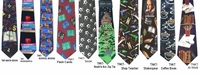 Fun Teacher Neckties -ON SALE!