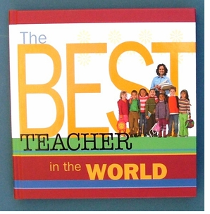 4 New Fun Gift Books for your favorite TEACHER!