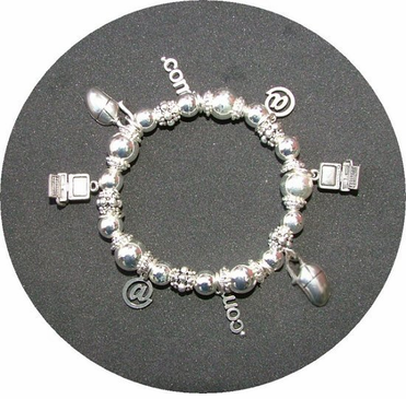 Computer Icons Stretch Bracelet