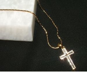 Cross Necklaces - 2 styles