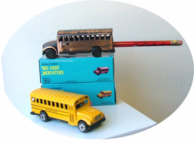 Die Cast Mini School Bus Pencil Sharpener