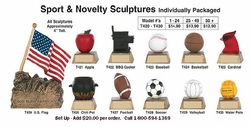Economical School, Sport, Novelty and Mascott Awards