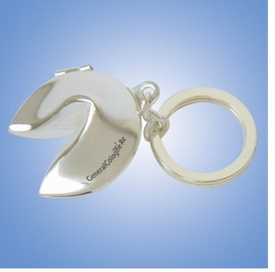 Fortune cookie Key Ring