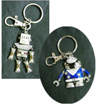 Fun Robot Key Rings