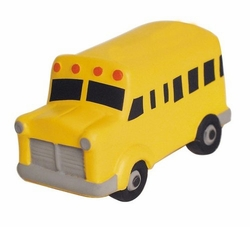 Fun School Bus Stress Squeezie