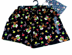 XXLg. Grinch Christmas Boxer Shorts ON SALE!