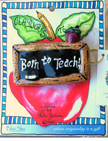 Heather Goldminc Pins for Teachers - 5 styles -CLOSEOUT!