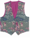 Horse lovers Vest