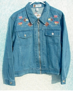 Hot Air Balloon Hip Jacket - ON SALE!!
