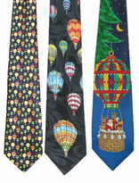 Hot Air Balloon Poly Ties