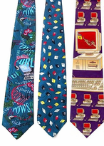 Lots of COMPUTER & Tech  Neckties