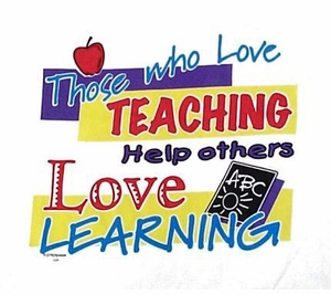 Love to Learn T-shirt