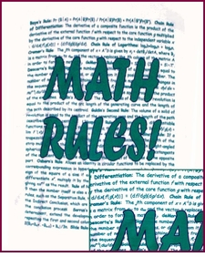 Math Rules! T Shirt