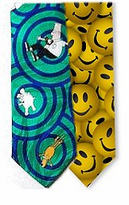 Miscellaneous Novelty, Dilbert, Smiley & Teacher Theme Ties