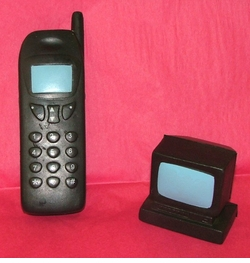 Monitor & Cel phone Squeezies - Clearance! - Now only .50 ea!!