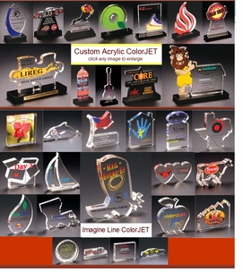 NEW Color Jet  Awards