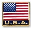 Order USA Made Patriotic Flag Pins in Bulk