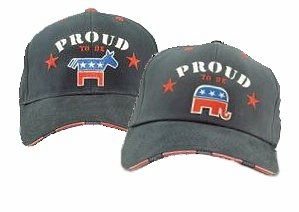 Political Party Hats