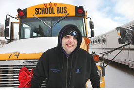 See fun Stories about School Bus Drivers and more....Click Here