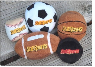 SoftSports Sports Ball  fun Monitor/TV Cleaners