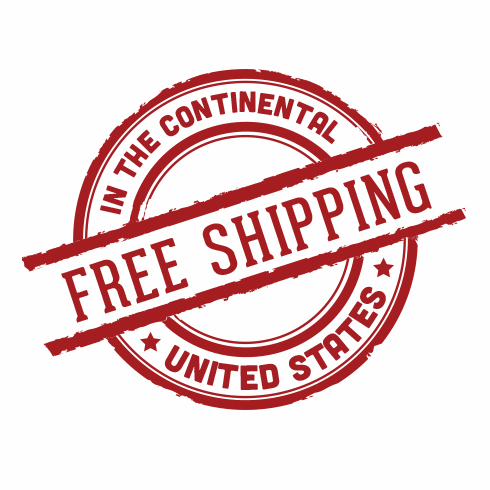 1 Year Free Shipping