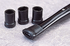Soft-Touch Pipe Stem Rubber Bits - Bag of 4