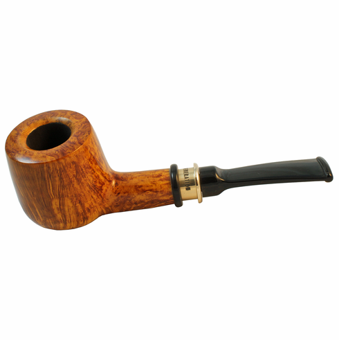 4th Generation 1957 Vintage Natural Smooth Straight Smoking Pipe