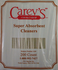 "6.5"" Long Super Absorbent Pipe Cleaners - 200 Count"