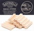 9mm Savinelli Balsa Filters for Smoking Pipes