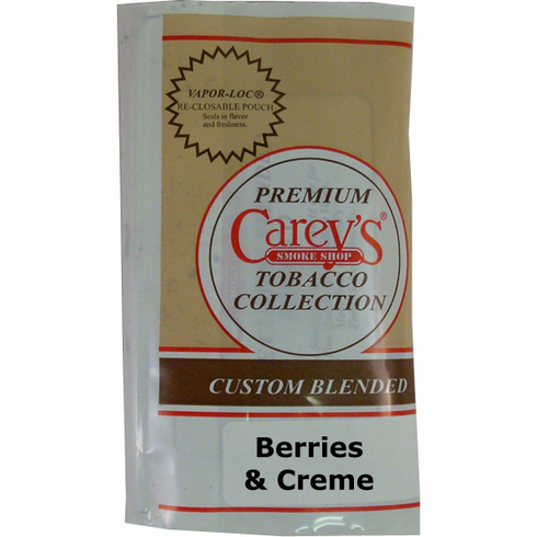 Berries and Creme  Pipe Tobacco - 2 oz.