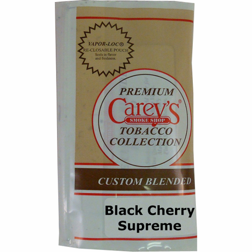 Black Cherry Pipe Tobacco - 2 oz.