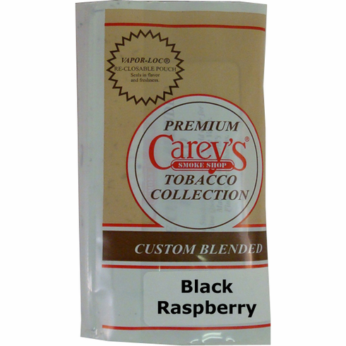 Black Raspberry Pipe Tobacco - 2 oz.