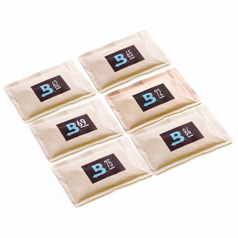 Boveda Humidifier Packet by Humidipak for 2-Way Humidity Control