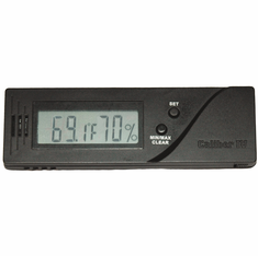 Caliber IV Digital Hygrometer & Thermometer