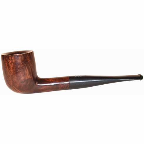 Carey Magic Inch  Pipe - Straight Honey Brown Smooth Billiard