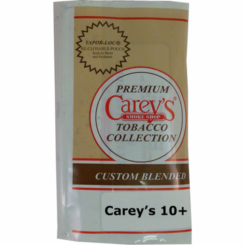 Carey's 10+ Pipe Tobacco - 2 oz.