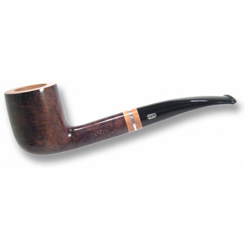 Champs Elyssess 866 Quarter Bent Chacom Smoking Pipe