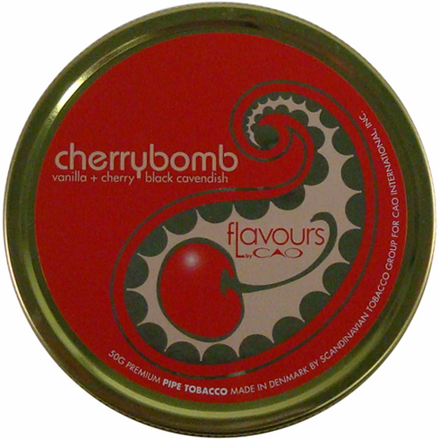 Cherry Bomb Flavours Pipe Tobacco by CAO