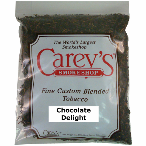 Chocolate Delight Pipe Tobacco - 15 oz.