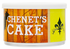 Cornell & Diehl Chenet's Cake Pipe Tobacco Can - 2oz